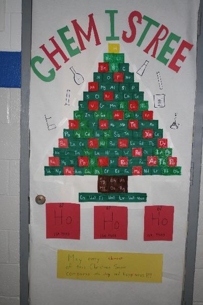Montrose R 14 Schools Fbla Door And Locker Decorating Winners